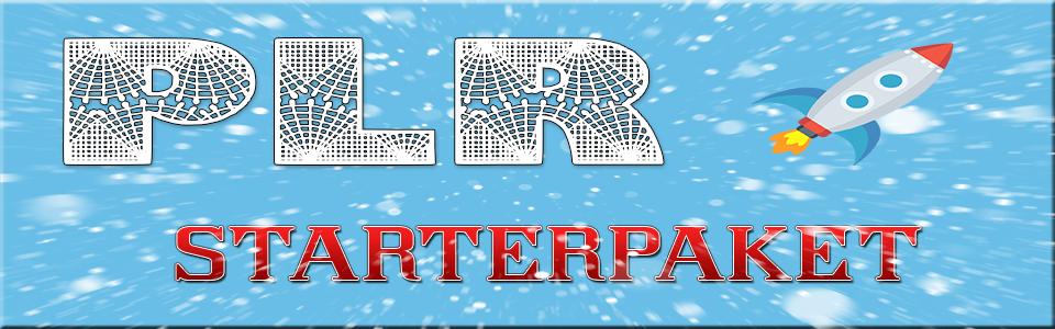 PLR Starterpaket Header4