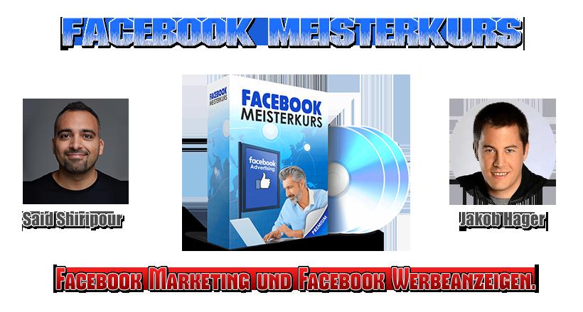 Facebook-Masterkurs